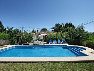 Magnífica Villa Llenaire con piscina preciosa
