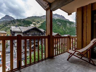 Joli Appartement cosy et spacieux, pres de l'Ecole de Ski !