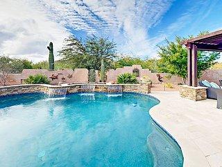 Luxury in the Desert -- Spacious Getaway in Gated Community w/ Pool