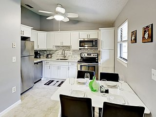 Newly Renovated w/ Shared Backyard -- Near Beaches, Shops, Golf,  Casinos