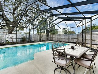 Dog-Friendly 2BR, 2BA Clearwater House w/ Pool, 5 Miles from the Beach