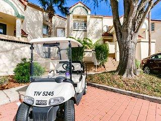 Tivoli 5245 **GOLF CART INCLUDED** Perfect Sandestin townhome close to beach