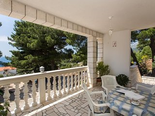 Apartments Villa Dingač-Borak - One-Bedroom Apartment with Balcony and Sea View