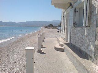 potokaki beach samos island aegean sea greece villa hotel apartment studio