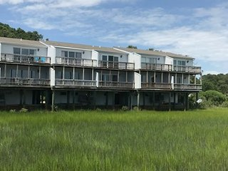Assateague Lookout - Water Front/Access - Townhouse