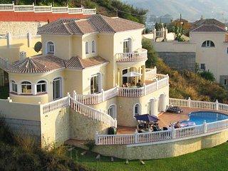 5 bedroom Villa in Mijas, Andalusia, Spain - 5700532