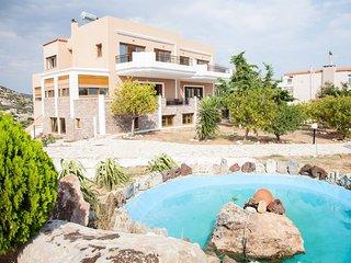 Villa Lagonisi near the Grand Resort!