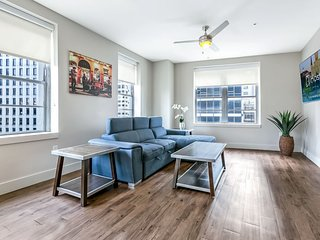 Brand new luxury 1BR near French Quarter