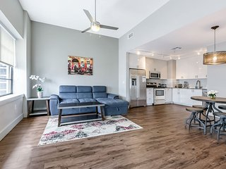 Luxury 1BR Condo 5min from French Qt, Bourbon St & more