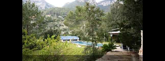 Casa con piscina en el corazon del parque natural es Verger, Esporles