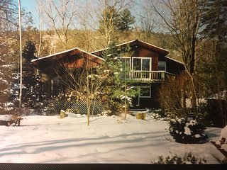 NICE, BIG, FRIENDLY HOUSE ON LAKE GEORGE.   March rates 15% off.
