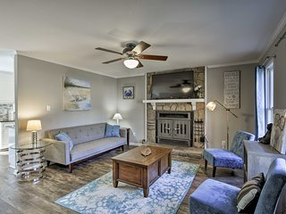 NEW! Cozy Raleigh Home w/ Patio - Mins to Downtown