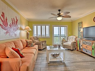 NEW! 2-Story Panama City Beach Condo w/Pool Access