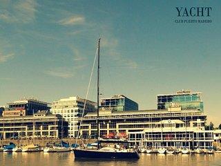 Apartamento en Puerto Madero Frente al Yacht Club