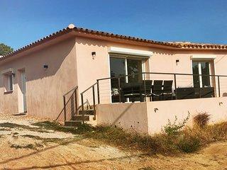 Belle maison moderne T4 au calme avec son jardin, plage à pied 8 couchages