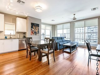 Stunning Penthouse w amazing Terrace near French Quarter
