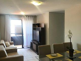 Apartamento com 3 quartos - bem localizado,  próximo ao Maceió shopping