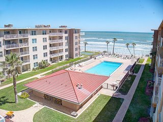 Oceanview 2/2 condo directly on the beach