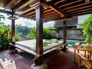 Nature OBR Villa with Balinese Design
