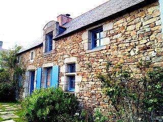 Belle maison de charme en pierre sur l'ile aux Moines