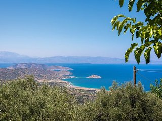 Agrilos House - Amazing sea view - Sleeps 4