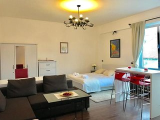 Luxurious Studio Apartment in the Center of Zagreb