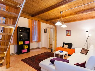 Apartment at the Chain Bridge Budapest