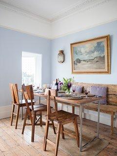 Dining Room - photos credit to David Merewether