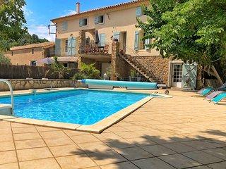 Traditional Stone Farmhouse, Private Pool, nr Beach, Carcassonne & Canal du Midi
