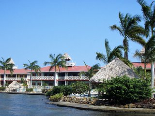 Caribbean Waterfront Condo with Pool, View of Maya Mountains