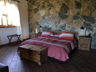 Cabana #3 on Enkanto Vineyard, Valle de Guadalupe