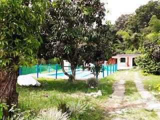 Villa del Bosque un paraiso para visitar muy cerca de Ibague Tolima