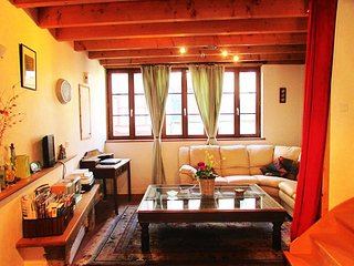 Ker Merlin, Beautiful 3 bedroom Property with garden, near to Port of Dinan.