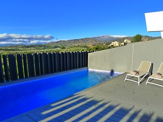 Baviera 43-Terraced villa with private pool, overlooking the golf course - R1284