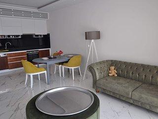 Seaview apartment in Luxury Rezidence