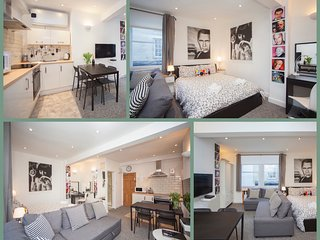 Stunning Spacious Studio in Central Bath (BSFS)