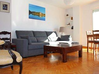 Acogedor, luminoso y céntrico apartamento en Navacerrada pueblo
