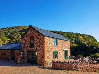 Triscombe Barns: Luxury accommodation in the heart of the Quantock Hills