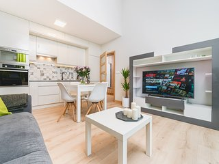 Modern apartment Rakowicka 14a - 1