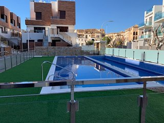 Brand New Penthouse 100m from beach Los Alcazares