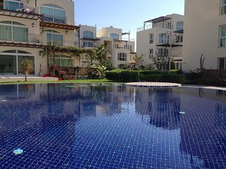 Duplex apartment in Aphrodite Beachfront Resort North Cyprus