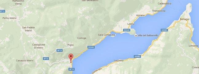 South western part Lake Como