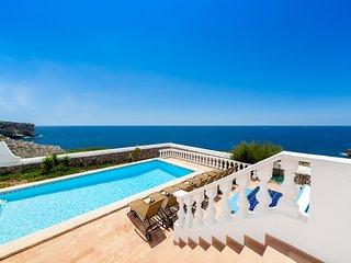 VILLA ES MACAR - Exceptional sea views next to the beach