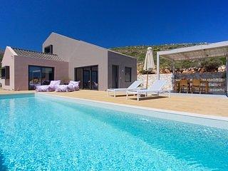 Luxury Villa Ilia with breathtaking sea views