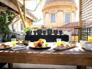 Ze Perfect Place  - Vieux Nice - Calme et terrasse avec vues