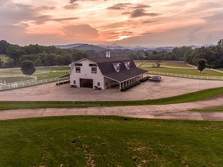 The Stable House at The Horse Shoe Farm