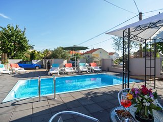 Apartment Fortuna with pool A4 2 pax Zadar Diklo
