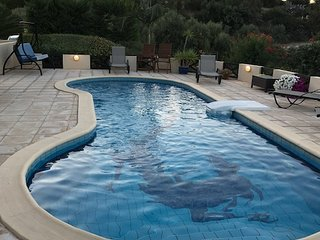 Stone Villa Rethymon with Private Pool