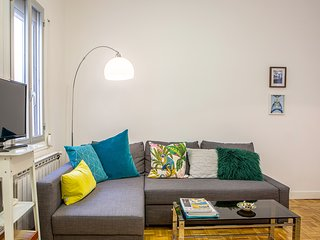 Lovely and chic 1 Bed apt next to Atocha