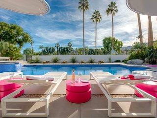 Artful Desert Paradise + Concierge Services